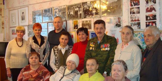 Милиция поздравления ветеранов