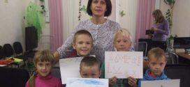Арт-эстафета детского рисунка