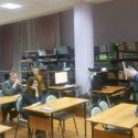 Литературная встреча молодых поэтов и писателей