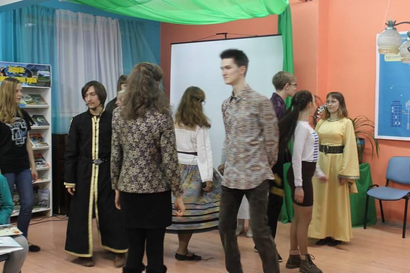 «Библионочь по-воркутински» — читательский конвент и буря положительных эмоций
