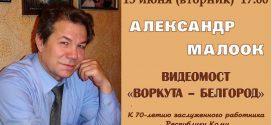 Видеомост «Воркута — Белгород»