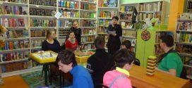 Февральская «Экскурсия в Библиоград»