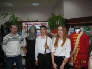 Юбилей военно-исторического клуба «Северная земля»