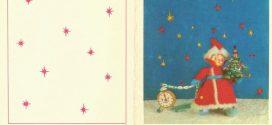 Новый год в открытках