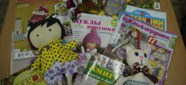 Куклы для игры и интерьера
